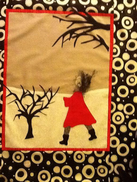 New Mitten Tree Lady...